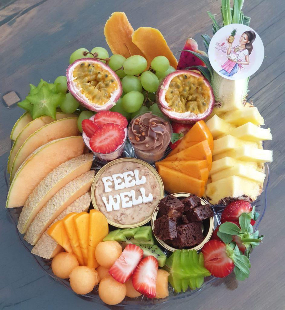 מגש פירות יפה