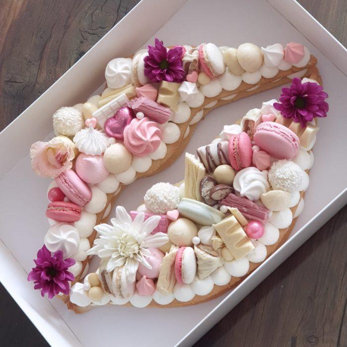 עוגת שפתיים לימי הולדת וחתונות