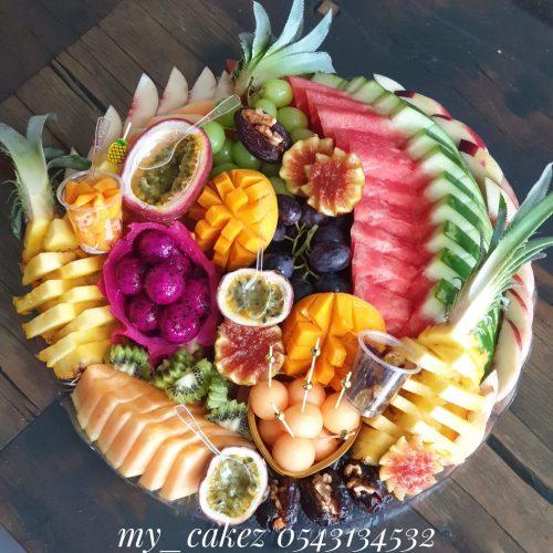 משלוחי מגשי פירות בכל הארץ