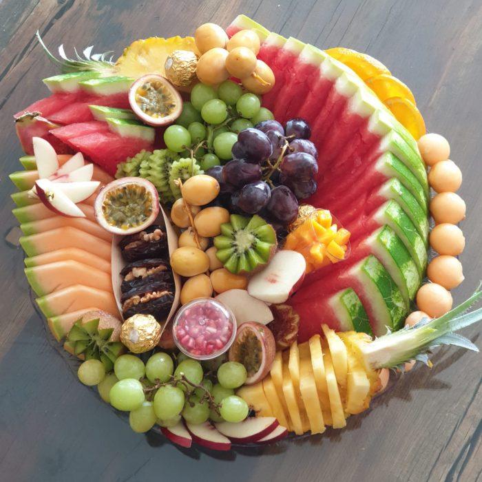 מגש פירות להזמנה 2